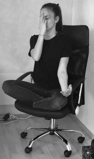 Nadi Shodhana im Yoga - die wechselseitige Nasenatmung